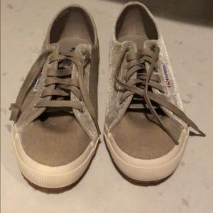 Superga women's sneakers size 39 1/2 EU